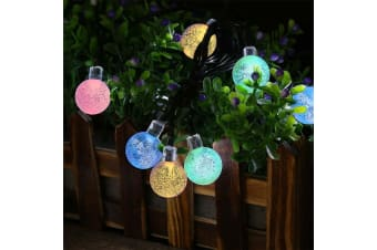 Lenoxx 40 Large Coloured Solar LED Decorative Lights