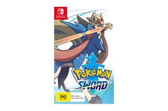 Pokemon Sword (Nintendo Switch)