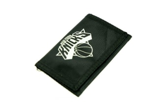 New York Knicks Official NBA Wallet (Dark Green/White) (One Size)