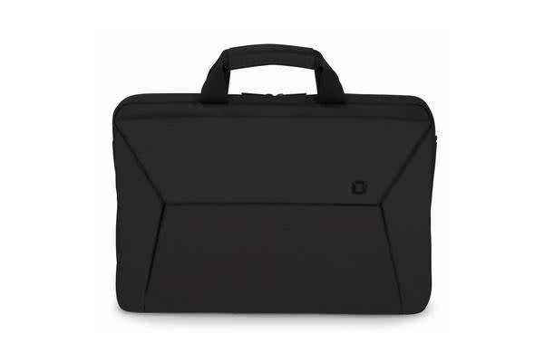 "Dicota Slim Case EDGE Carry Bag with shoulder strap for 12.1"" - 13.3""  Notebook /Laptop (Black)"