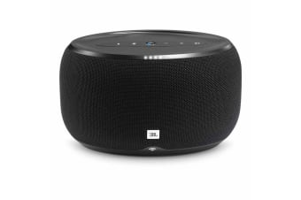 JBL Link 300 Voice Activated Wireless Speaker - Black