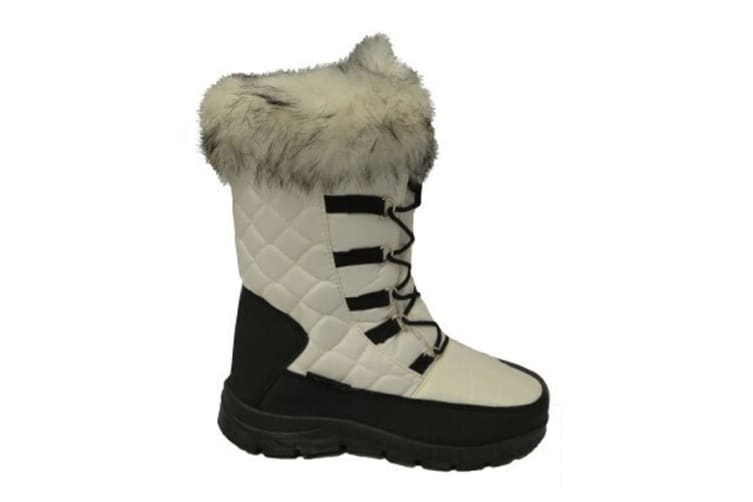 XTM Adult Female All Terrain Boots & Shoes Inessa Boot White - 38