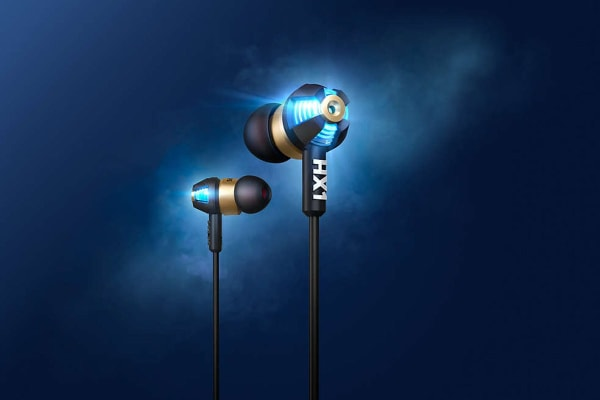 Philips In-Ear LED Headphones (SHX10)
