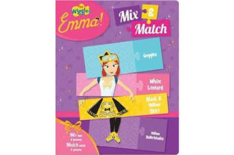 The Wiggles Emma! - Mix & Match