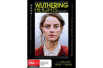Wuthering Heights DVD Region 4