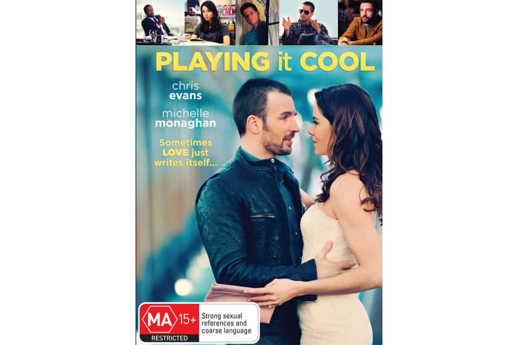 Playing It Cool DVD Region 4