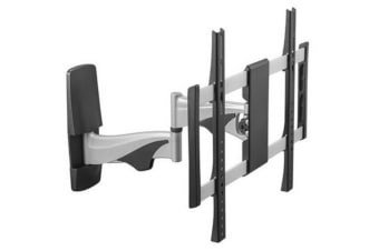 Prolink Long Reach Tiltable wall brackets Supports curved and flat panel TVs up to 30kgs