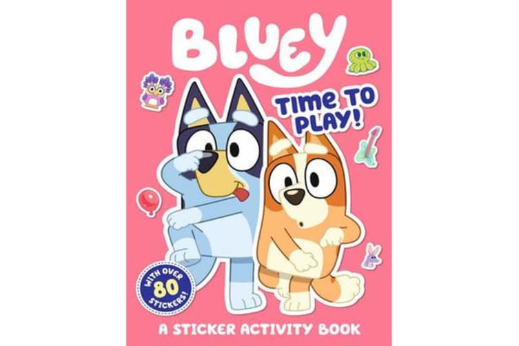 Bluey : Time to Play!