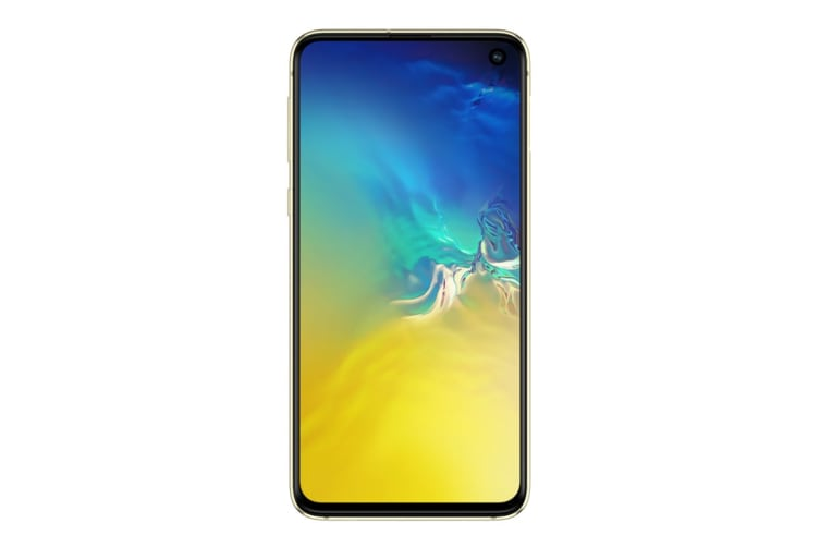 Samsung Galaxy S10e Dual SIM (6GB RAM, 128GB, Canary Yellow)