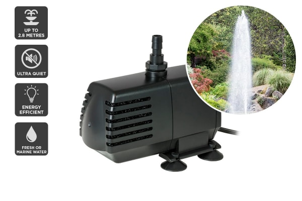 Fountain Pond Pump - 4000L/H