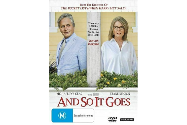 And So It Goes (2014) Region 4 - Rare- Aus Stock DVD PREOWNED: DISC LIKE NEW