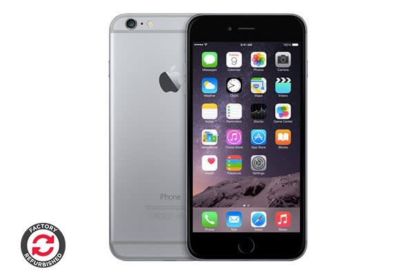 Apple iPhone 6 Plus Refurbished (64GB, Space Grey)