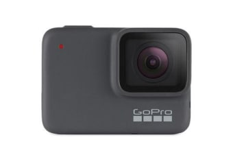 New GoPro HERO7 Silver Camera (FREE DELIVERY + 1 YEAR AU WARRANTY)
