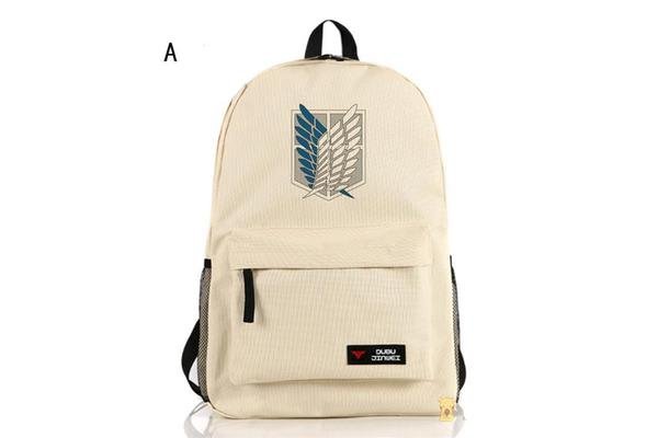 Generic Attack On Titan Logo Back Pack