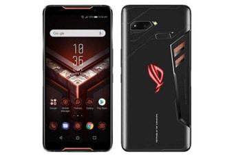 New ASUS ROG ZS600KL Dual SIM 128GB 4G LTE SmartPhone Black (FREE DELIVERY + 1 YEAR AU WARRANTY)