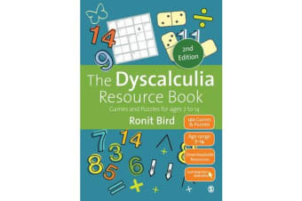 The Dyscalculia Resource Book - Games and Puzzles for ages 7 to 14