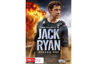 Tom Clancys Jack Ryan Box Set DVD Region 4