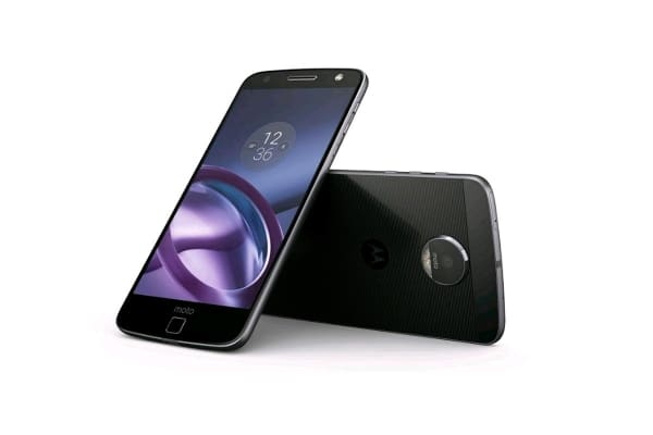 Motorola Moto Z XT1650 (64GB, Black/Grey)