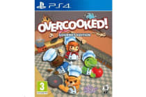 Overcooked Gourment Edition - PS4