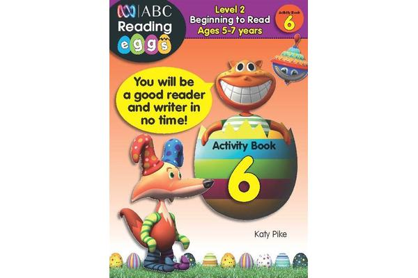 Beginning to Read Level 2 - Activity Book 6