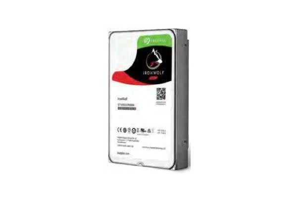 SEAGATE IRONWOLF 4TB NAS 3.5IN 6Gb/S SATA 64MB