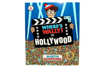 Where's Wally? In Hollywood Where's Wally Series : Book 4