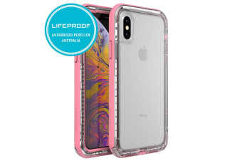 Lifeproof Next Case/Rugged Cover Drop/Dirt Proof for iPhone X/Xs Cactus Rose