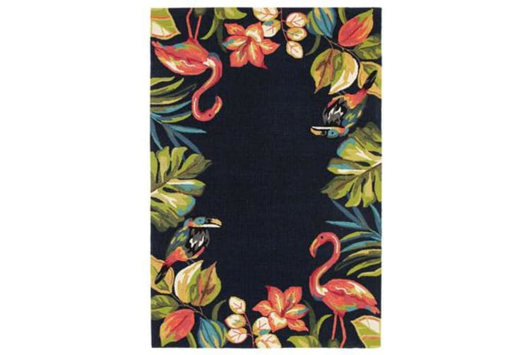 Tropical Garden Stunning Indoor Outdoor Rug 225x155cm