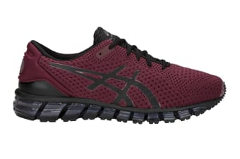 ASICS Men's Gel-Quantum 360 KNIT 2 Running Shoe (Port Royal/Black, Size 7.5)