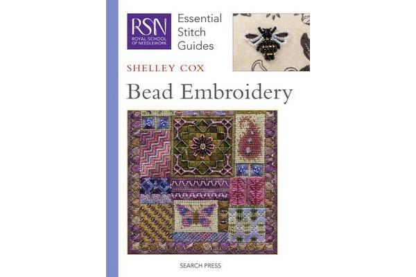RSN Essential Stitch Guides - Bead Embroidery