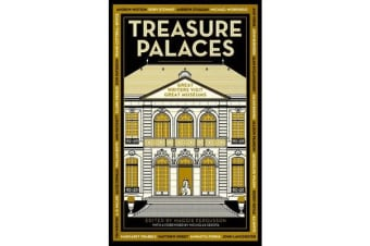 Treasure Palaces - Great Writers Visit Great Museums