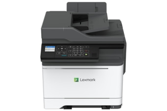 Lexmark 25Kg+ Freight Rate-Network ready;Print/copy/scan/fax;Duplex;23