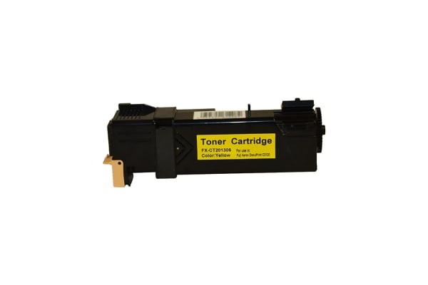 CT201306 Yellow Generic Toner Cartridge