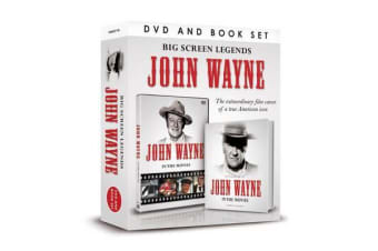 Big Screen Legends - John Wayne