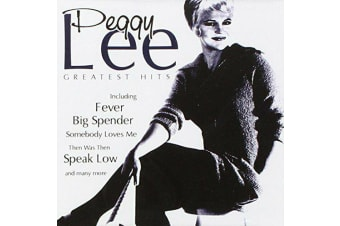 Peggy Lee - Greatest Hits  (2001) BRAND NEW SEALED MUSIC ALBUM CD - AU STOCK