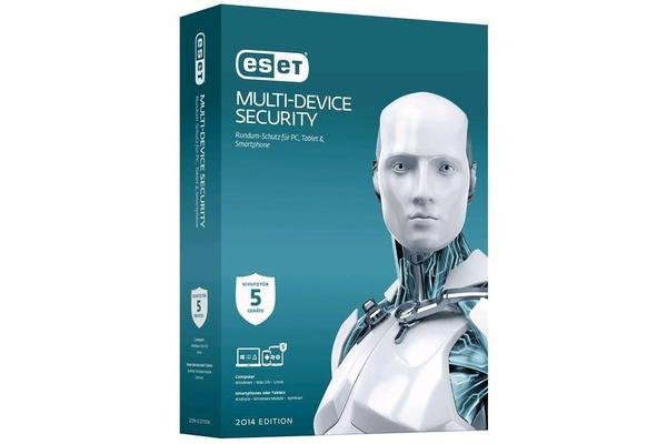 ESET Multi-Device Security 5-Pack -ESET Multi-Device Security Protect any combination of up to 5