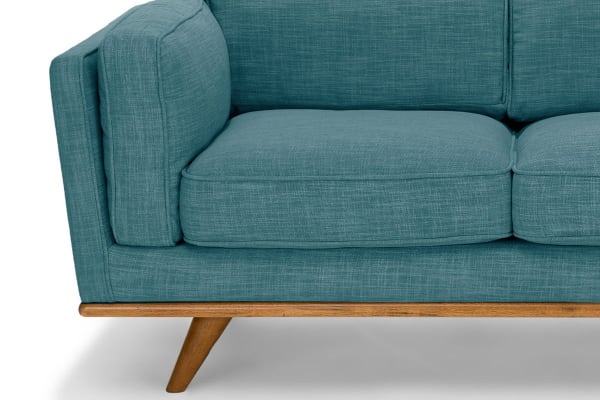 York 3 Seater Sofa (Teal)