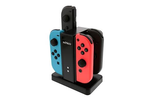 nyko Charge Station for Switch Joy-Con Controllers