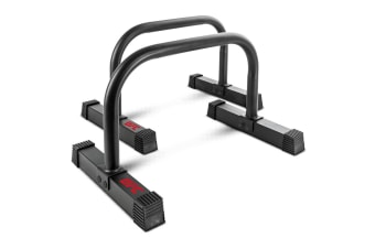 UFC 23in Home Gym Portable Upperbody Chest/Back/Core/Arms Fitness Paralletts Bar