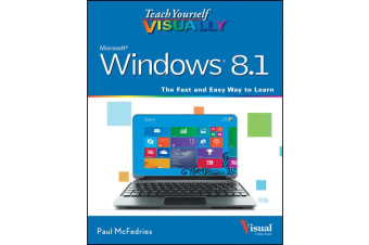 Teach Yourself Visually: Windows 8.1