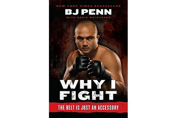 Why I Fight - The Belt Is Just an Accessory