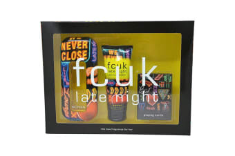 Fcuk Late Nigt 3Pc 100Ml EDT