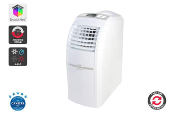 Refurbished Kogan SmarterHome™ 5.2kW Portable Smart Air Conditioner (18,000 BTU, Reverse Cycle)