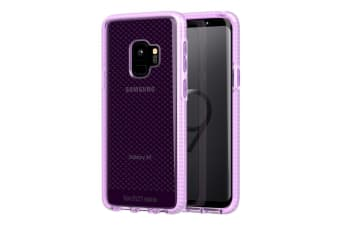Tech21 Evo Check Case For Samsung Galaxy S9 - Orchid Pink