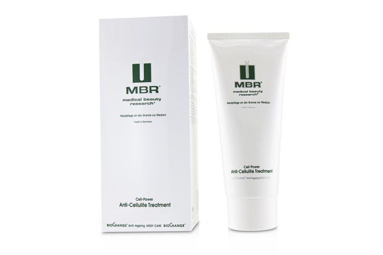 MBR Medical Beauty Research BioChange Anti-Ageing Body Care Cell-Power Anti-Cellulite Treatment 200ml