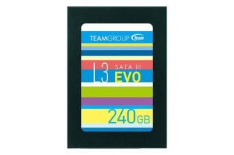 "Team Group L3 EVO 2.5"" 240 GB Serial ATA III"