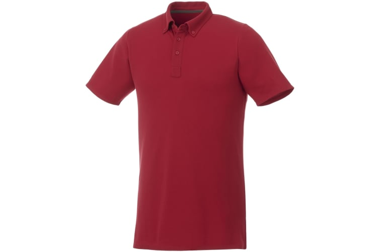 Elevate Mens Atkinson Polo (Red) (S)