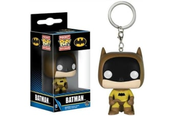 Batman 75th Anniversary US Pocket Pop! Keychain