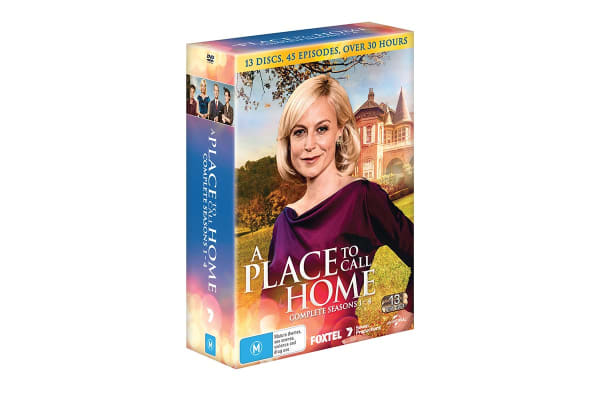 A Place to Call Home: Series 1-4 DVD