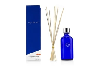 Capri Blue Signature Reed Diffuser - Pomegranate Citrus 236ml/8oz